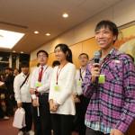 海外から3名の高校生が招待